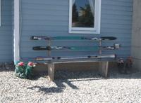 Ski_bench